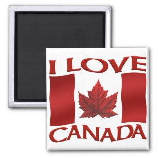 Magneet I Liefde Canada van de Koelkast van de Her