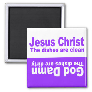 MAGNEET VAN DE AFWASMACHINE VAN JESUS DE