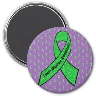 Magneet van de Voorlichting van de paarse & Ziekte
