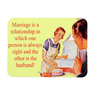 Magneet van het Huwelijk van de vrouw de altijd Ju