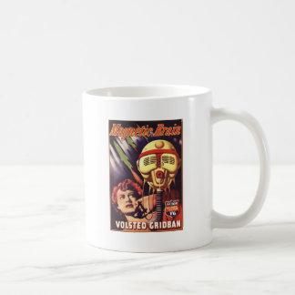 Magnetische Hersenen Koffiemok