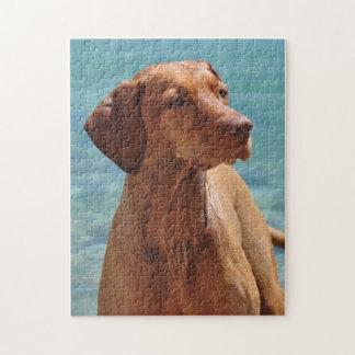 Magyaarse Hond Vizsla Puzzel