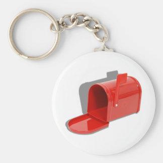MailboxOpen051409shadows Sleutelhanger