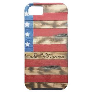 Main_Colorado_Veterans Tough iPhone 5 Hoesje