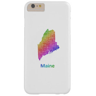 Maine Barely There iPhone 6 Plus Hoesje