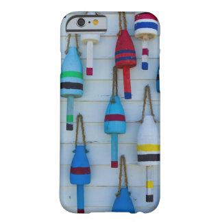 Maine, Stonington, decoratieve zeekreeftboeien Barely There iPhone 6 Hoesje