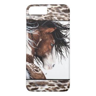 Majestueus Paard Pintaloosa door BiHrLe het Hoesje