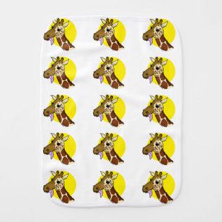 Majestueuze Giraf Spuugdoekje