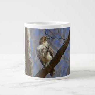 Majestueuze Havik Grote Koffiekop
