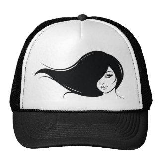 Majestueuze meisjes trucker cap