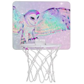 Majestueuze Uil Mini Basketbalbord