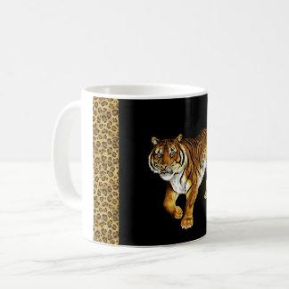 Majestueuze Wilde TIJGER Koffiemok