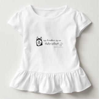 malamute van Alaska Kinder Shirts