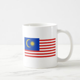 Maleise vlag koffiemok