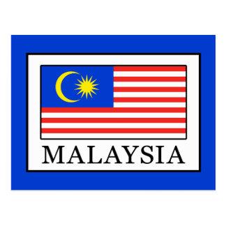 Maleisië Briefkaart