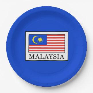 Maleisië Papieren Bordje