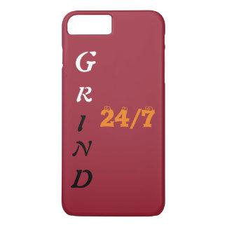 Malen 24 \ 7 iPhone 7 plus dekking iPhone 7 Plus Hoesje
