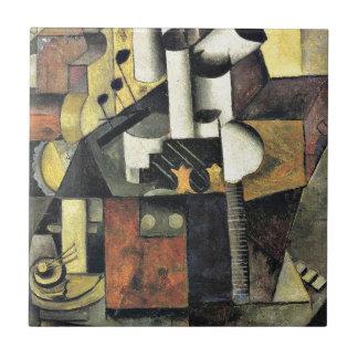 Malevich - Muzikaal Instrument Tegeltje