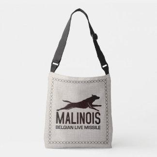 Malinois - Belgische herder - Mechelaar - Crossbody Tas