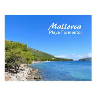 Mallorca, Playa Formentor - Briefkaart