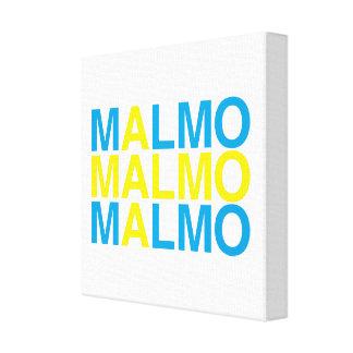 MALMO CANVAS AFDRUKKEN