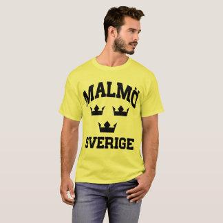Malmö Sverige Hockey T Shirt