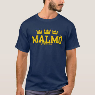 Malmo Sverige T Shirt