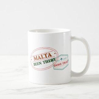 Malta daar Gedaan dat Koffiemok