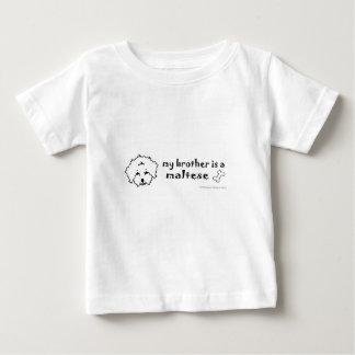 Maltees Baby T Shirts