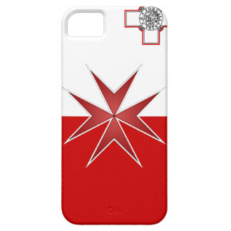 Maltese Vlag Barely There iPhone 5 Hoesje