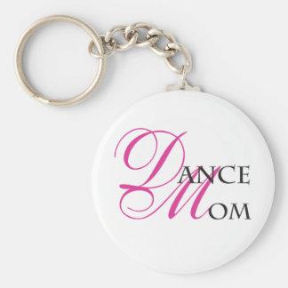 Mamma 01 van de dans sleutelhanger
