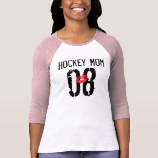 Mamma 08 van het hockey t shirt