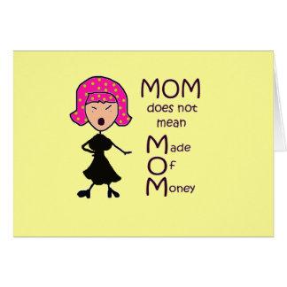 mamma briefkaarten 0