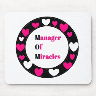 MAMMA: Manager van Mirakelen Muismat