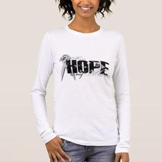 Mamma Mijn Held - de Hoop van de Long T Shirts