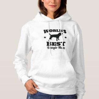 Mamma van de Brak van werelden het Beste Hoodie