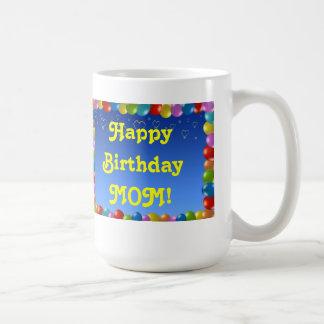 MAMMA van de Verjaardag van de mok het Gelukkige