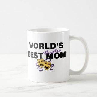 Mamma van het Theater van de wereld het Beste Koffiemok