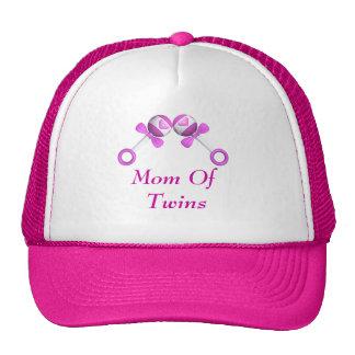 Mamma van het TweelingPet van Meisjes Trucker Cap