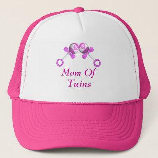 Mamma van het TweelingPet van Meisjes Trucker Pet