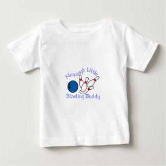 Mamma's die Vriend werpen Baby T Shirts
