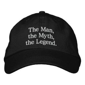 Man, Mythe, het Pet van de Legende Petten 0