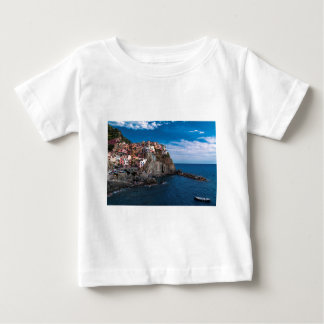 Manarola, cinque terre. Italië Baby T Shirts