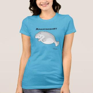 MANATEESHIRT door Sandra Boynton T Shirt