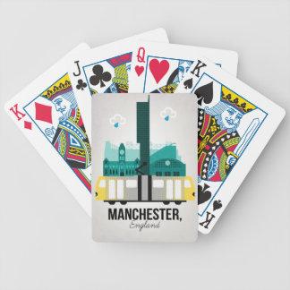 Manchester Bicycle Speelkaarten