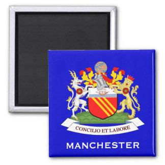 Manchester*, de Britse Magneet van het Wapenschild