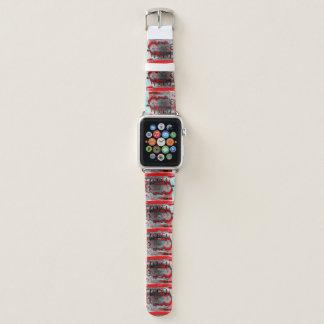 Manchet van het Horloge van Apple van de Zegel van