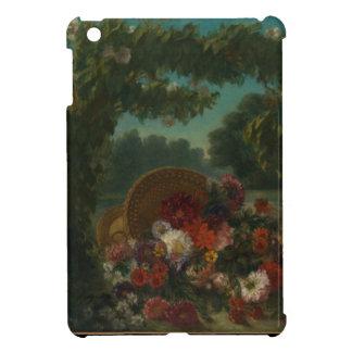 Mand van Bloemen iPad Mini Hoesje