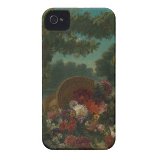 Mand van Bloemen iPhone 4 Hoesje
