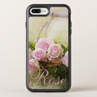 Mand van Rozen OtterBox Symmetry iPhone 8 Plus / 7 Plus Hoesje